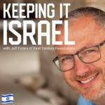 Keeping It Israel Podcast Graphic